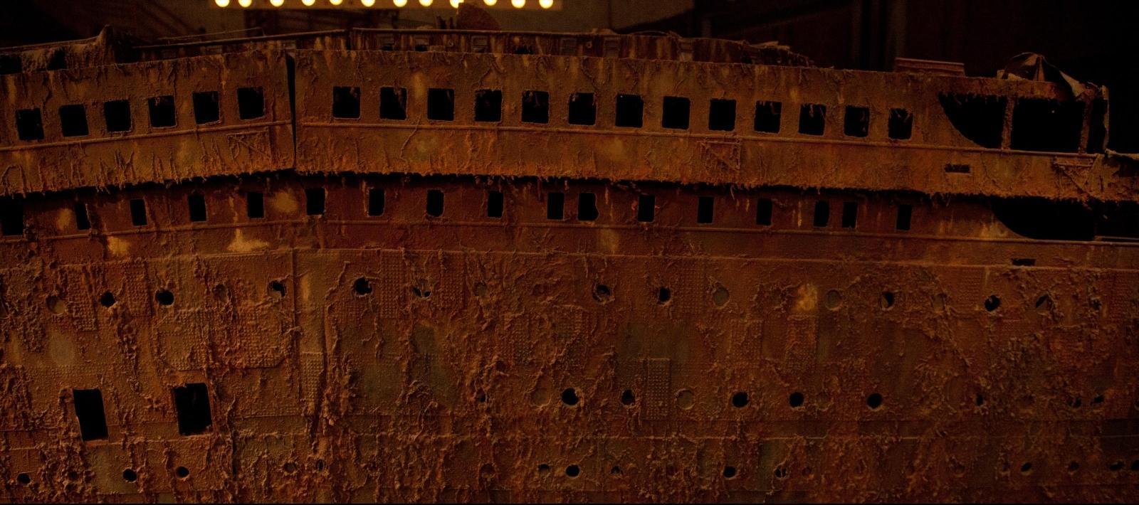 Титаник: Заключителни думи с Джеймс Камерън
