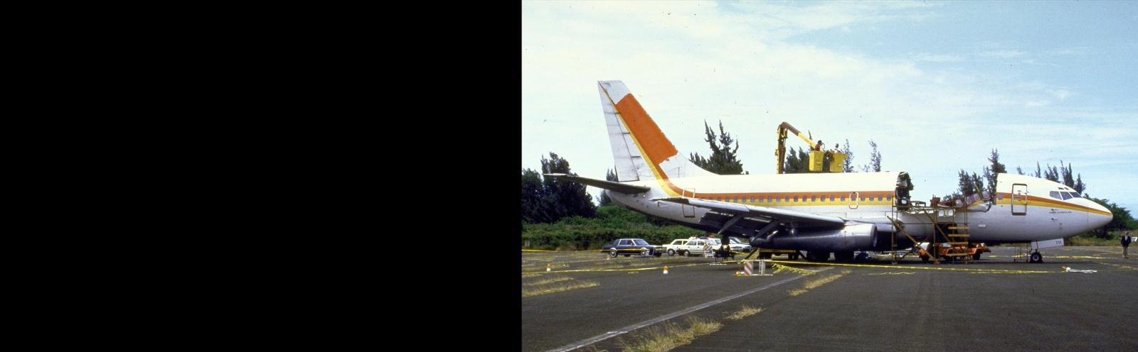 Разследване на самолетни катастрофи
